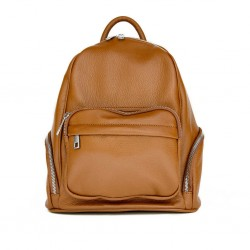 IRIS Leather backpack bag...