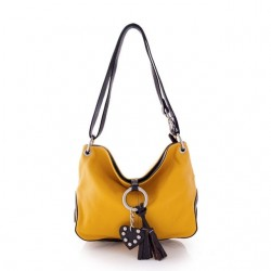 Noemi Small Leather...