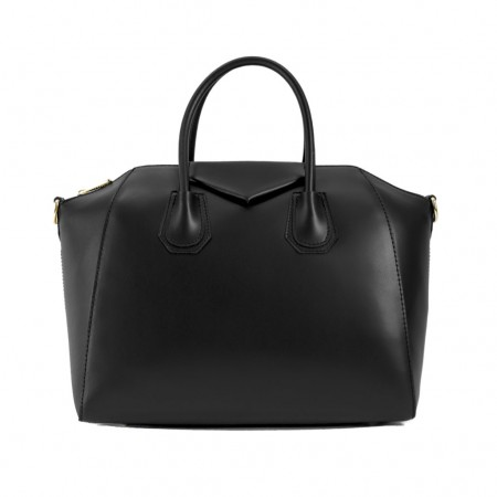 WENCY Leather Handbag with strap