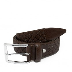 MEN'S BELT WITH DOUBLE...