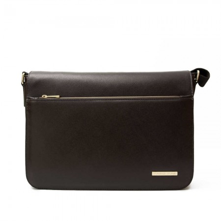 Franco Briefcase Bag In Saffiano