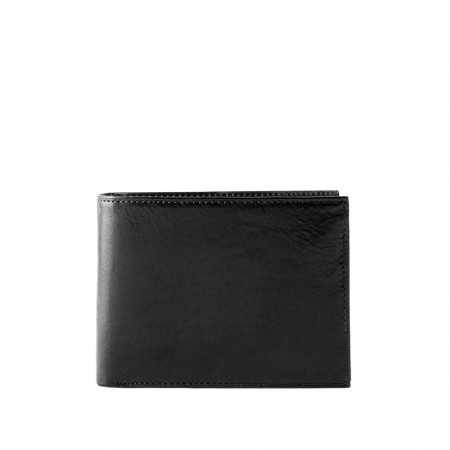 Classic Men's Wallet - with Clip