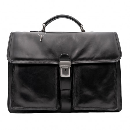 leather-briefcase-with-strap-4-compartments-mar1010