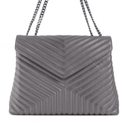 LUCREZIA MAXI SHOULDER BAG...