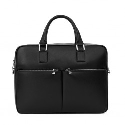 Sandro Leather Briefcase...
