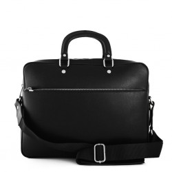 Max Briefcase in Leather...