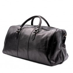 stylish-black-leather-weekender-bag-with-strap-luca