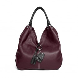 Noemi Large Leather...