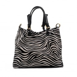 GRAZIA M PONY-EFFECT BAG...