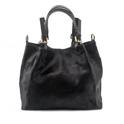 GRAZIA MEDIUM PONY HANDBAG...