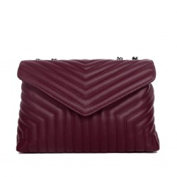 LUCREZIA SHOULDER BAG WITH...