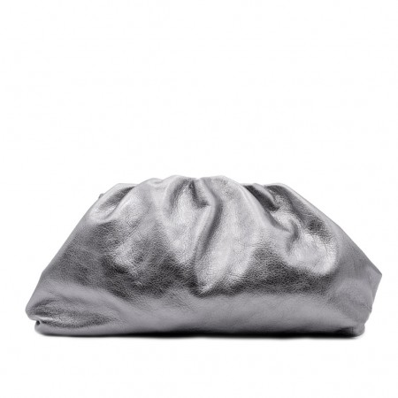 PENELOPE Pouch Bag in Soft Laminated...