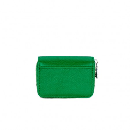 Small Leather Card Holder With...